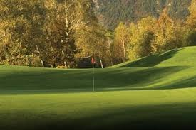 Kings's golf course Bled