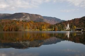 Lake Bohij - Church John the Baptist