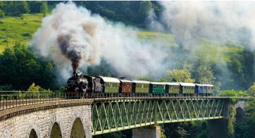 train nostalgia wocheiner bahn