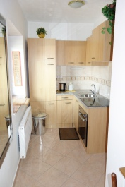 pr'Skminc apartment kitchen