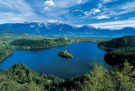 Bled - view from Osojnica